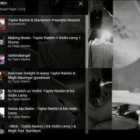 Taylor Rankin YT +playlist @taylorrankinvio