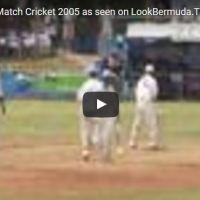 #Bermuda Cup Match Cricket 2005