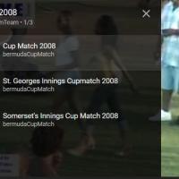 #Bermuda Cup Match 2008 #YTplaylist