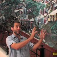 Graham Foster's #Bermuda Hall of History Mural @TEDxBermuda @bermudasearch