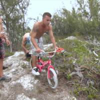 Falling off the Rock 2011 #Bermuda Cliff Diving @BurntHouseprod @ShreddyTimes @2feelalive @tnafofficial @RizzlesTwitter