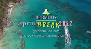 bermuda spring break 2012