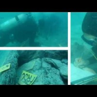 """The Warwick Project"" #Bermuda - Marine Archaeological Excavations 2011 @BIOSstation"