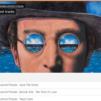 #Bermuda #JohnLennon #DoubleFantasy #TributeCD 2012 @BermudaLennon