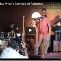 @MaxiPriest @Chewsticks #Bermuda
