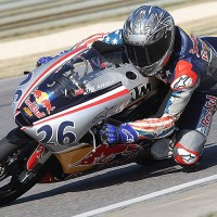 Remembering Toriano Wilson - #26 Rookies Cup Rider