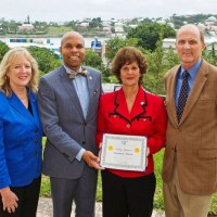 #Bermuda VIP Sunshine Award | Dec 2013