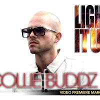 @CollieBuddz - #LightItUp #Lasvegas