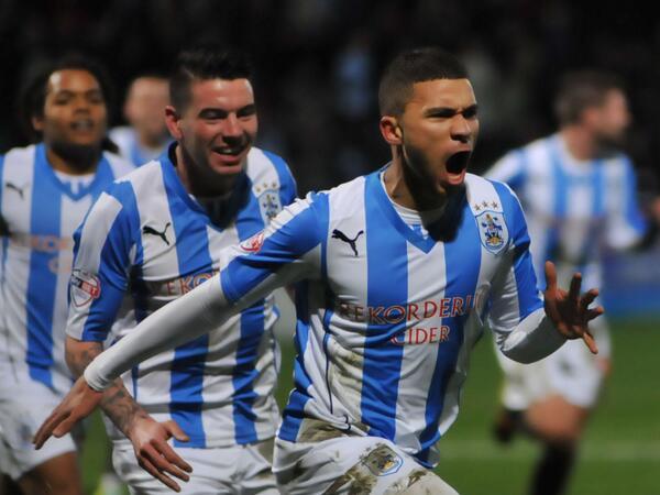 nahki wells huddersfield