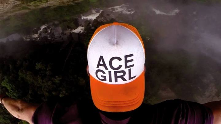 magwa falls ACE GIRL