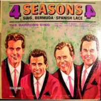 Frankie Valli & The Four Seasons - #Bermuda / Spanish Lace 1961