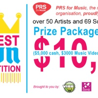 #Bermuda Beachfest Crown Song Competition 2014 @PRSforMusic @BeachFestBDA @Chewsticks @Channel82bda @Vibe103 #BeachfestBermuda