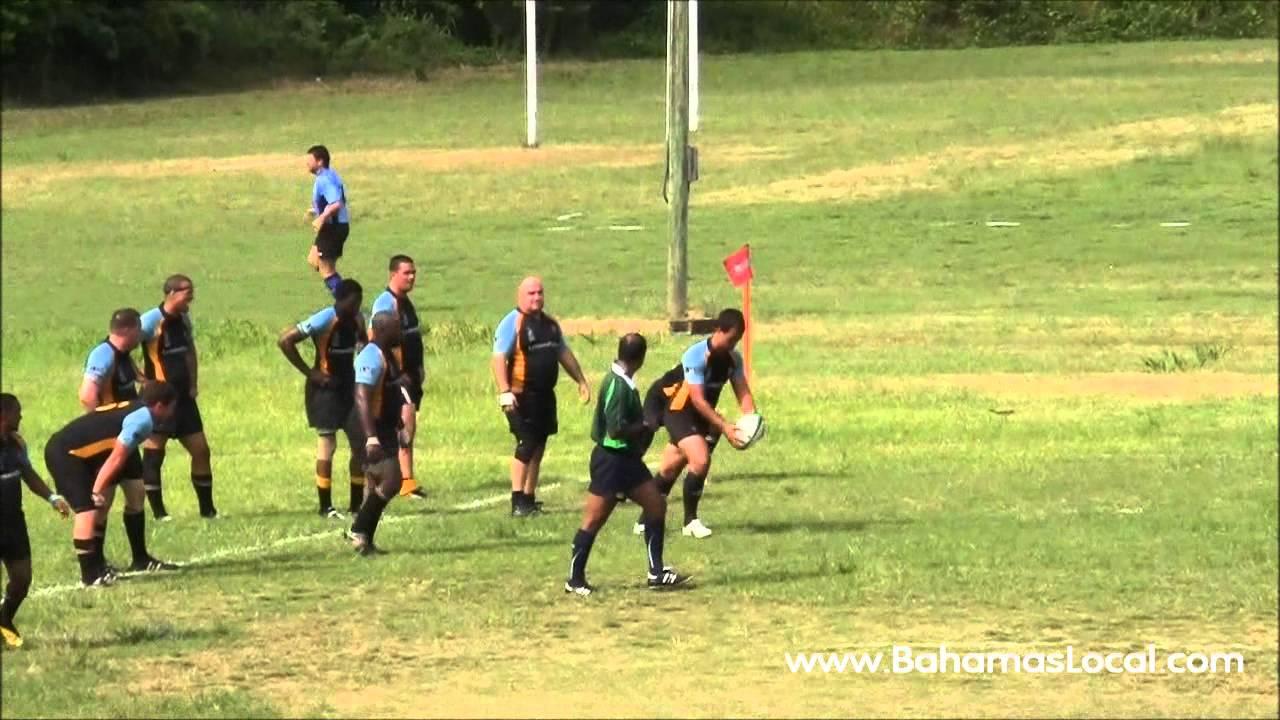 Bahamas vs Bermuda International Rugby (June 9, 2012)