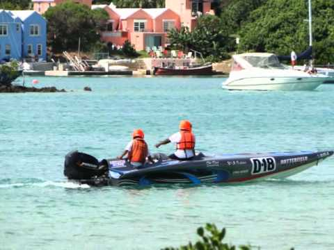 Bermuda Around the Island Power Boat Race 2010