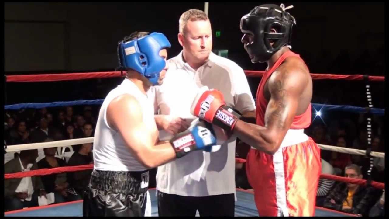 Bermuda Fight Night XIV: Fists of Fury (11/12 Bouts)