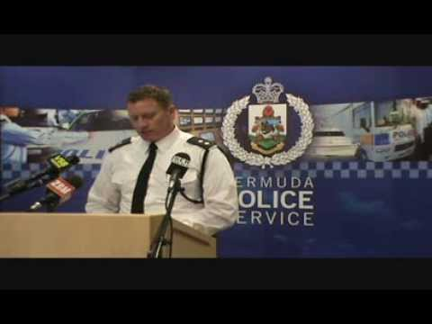 #Bermuda Police Service Press Conferences 2013 @bermudapolice