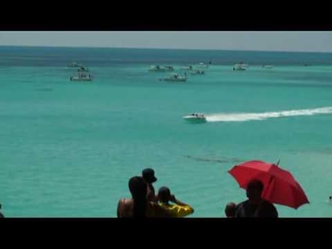Bermuda Round the island Power Boat Race 2009