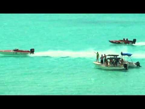 Bermuda Round the Island Powerboat Race 2011