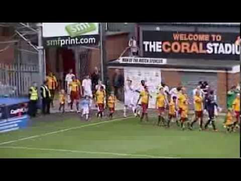 Bradford City vs ColchesterUnited Sept 14, 2013 – TWO FOR @NAHKIWELLS !