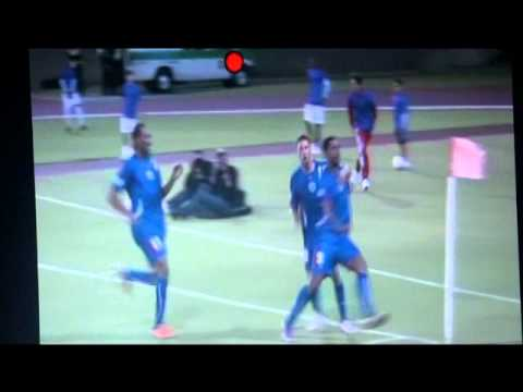 Brazil 2014 World Cup Qualifier – Bermuda vsTrinidad & Tobago (1st & 2nd leg)