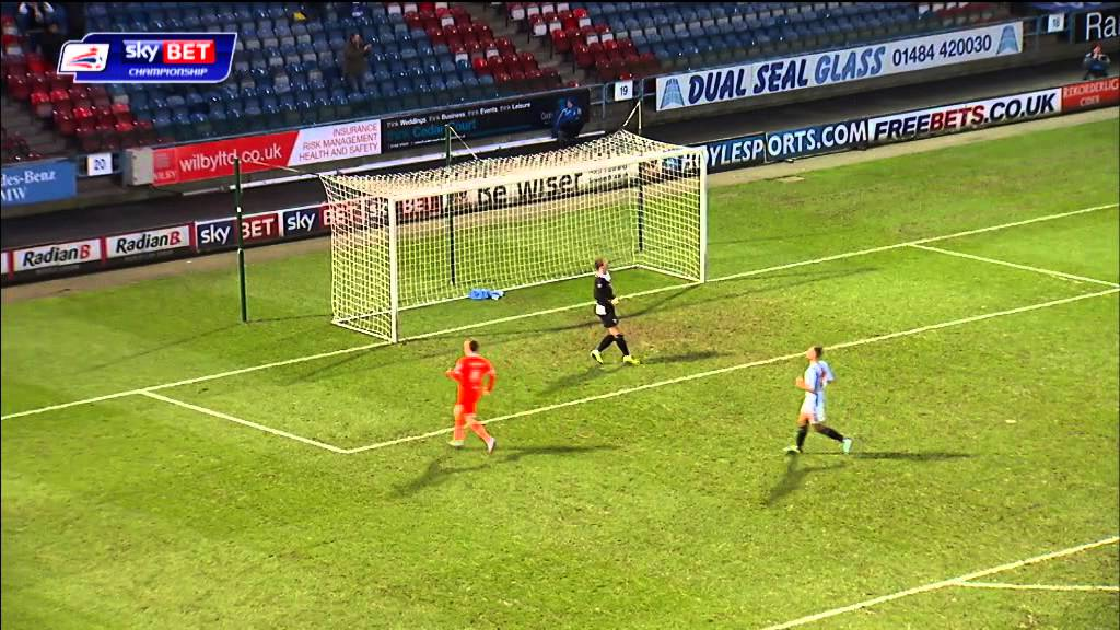 Nahki Wells Debut Game & Goal @ Huddersfield Town AFC + Highlights