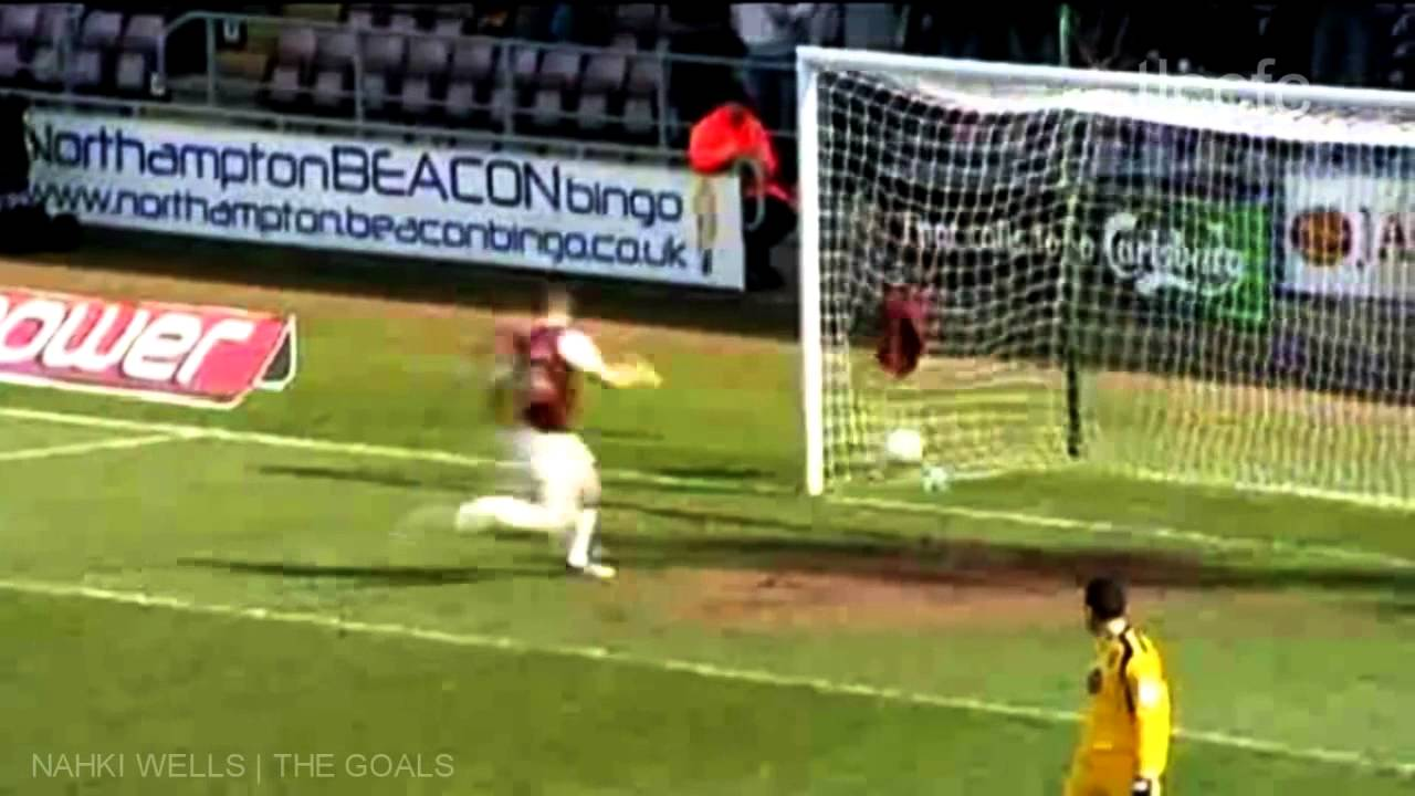 Nahki Wells – Goals and Skills 2011-2013 @ Bradford City AFC