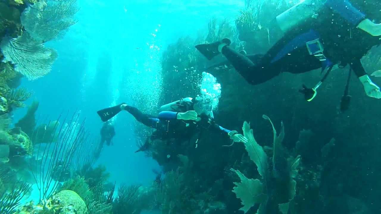 North Rock & North East Breaker – Bermuda (Scuba Dive, March 2012)