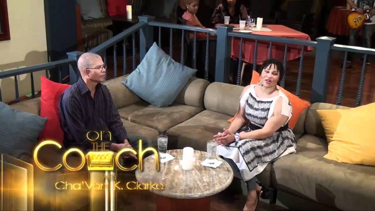 """On The Couch"" Ep.1 #Bermuda Variety TV Talk Show"