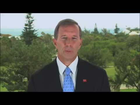 Premier of #Bermuda National Address 2014 – The Hon. Michael H. Dunkley, JP MP @BDAMilkman