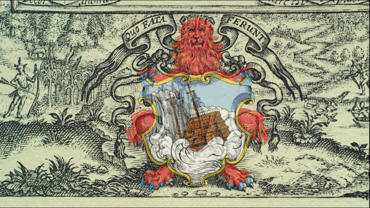 Riddle of the Crest #Bermuda