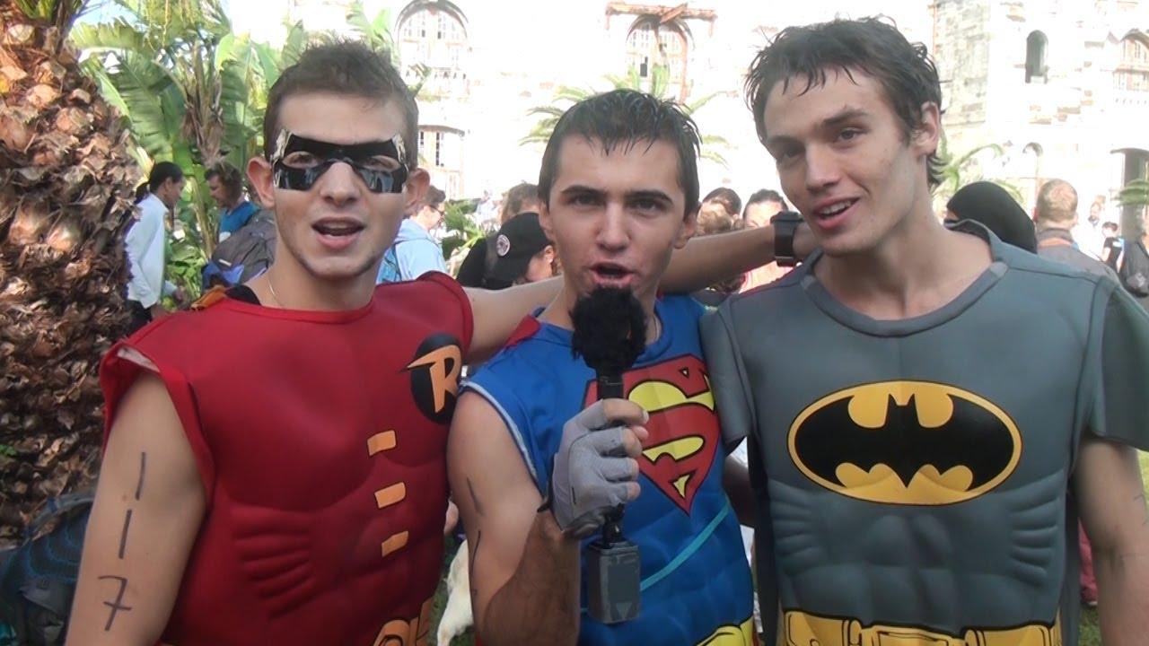 #SuperHeroes #Bermuda Triple Challenge 2013 @BDATriple