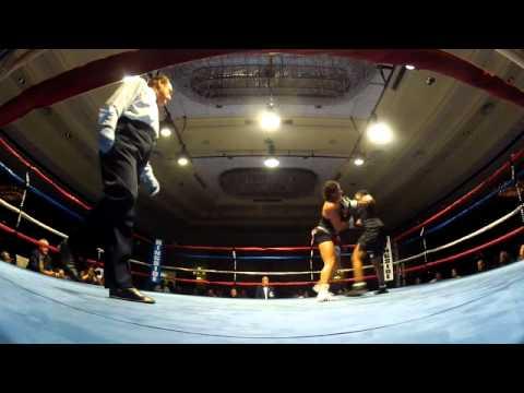 Teresa Perozzi vs Tori Nelson – WBA, WBC, WIBA Title Fight (Oct 2012)