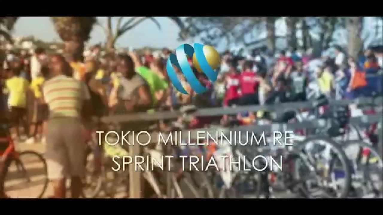 Tokio Millennium Re – Sprint Triathlon 2014 #Bermuda [Promo] – @burnthouseprod