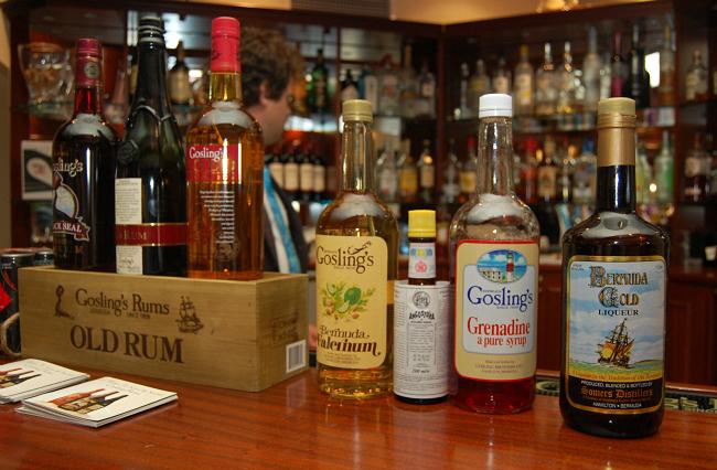 goslings-rum