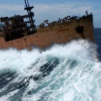 #Bermuda Triangle: SS Cotopaxi reappears 90 years after going missing @locklipteam
