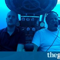 Deep Sea Dive into #Bermuda 's Hidden Depths @guardianvideo
