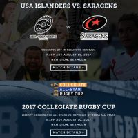 Atlantic Rugby Cup 2017 #Bermuda @URugbyFootball @djcoil @official_brfu