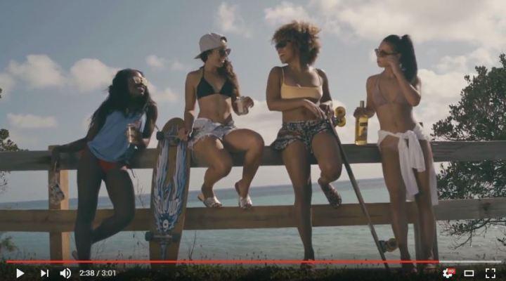 Bermuda Island Girls