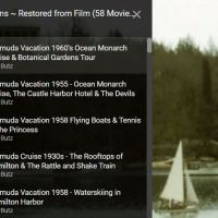 #Bermuda Vacations - Restored from Film #YTPlaylist @glutenfreemike