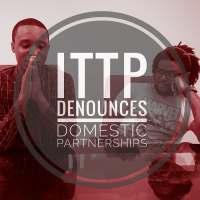 @ITTPbda Denounces Domestic Partnerships in #Bermuda