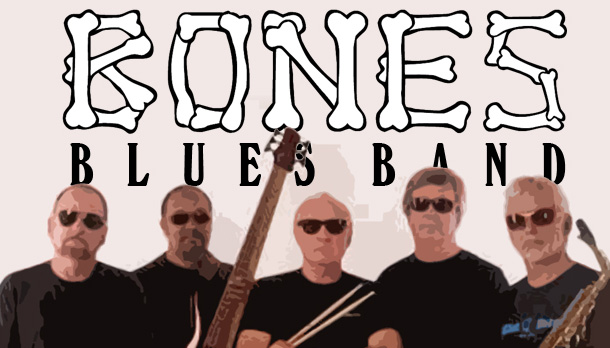 Bones Blues Band @Chewsticks Live Fridays #YTplaylist @channel82bda