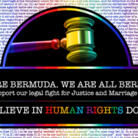 Same Sex Marriage - The fight for Justice & Equality in #Bermuda @crowdjustice #LGBT
