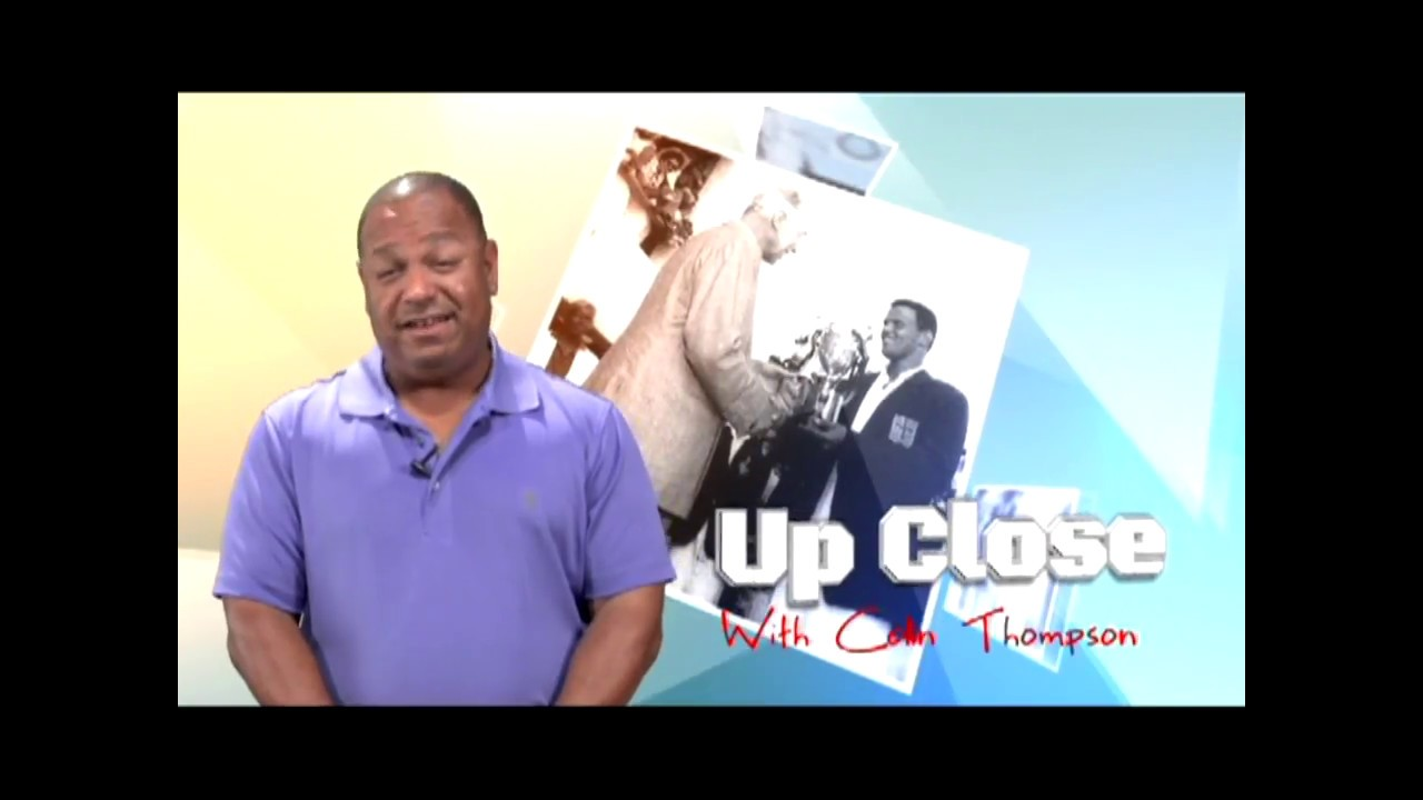 #Bermuda #Cupmatch #Legends – Up Close w/ @ColinThompson70 @channel82bda