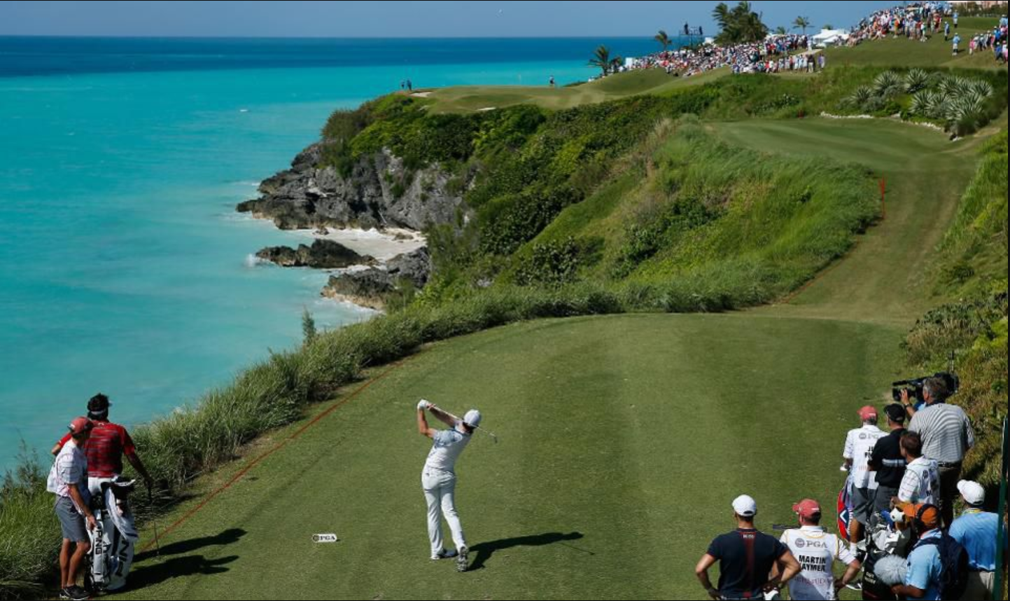 @Bermuda To Host $3 Million @PGATOUR Event – #Bermuda Fall  2019