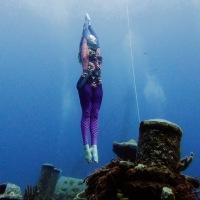 #Bermuda Kids Freedive Record - Beth Neale @BdaZooSociety @gofundme