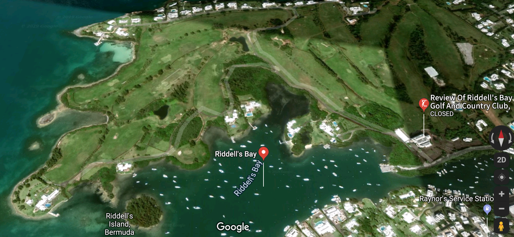 "Change.org #Petition ""PRESERVE #BERMUDA RECREATIONAL LAND"" – [Ex. Riddell's Bay Golf & Country Club]"