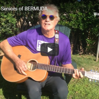 Tony Brannon - Songs for Seniors of #Bermuda @tonyinbermuda @AADBermuda