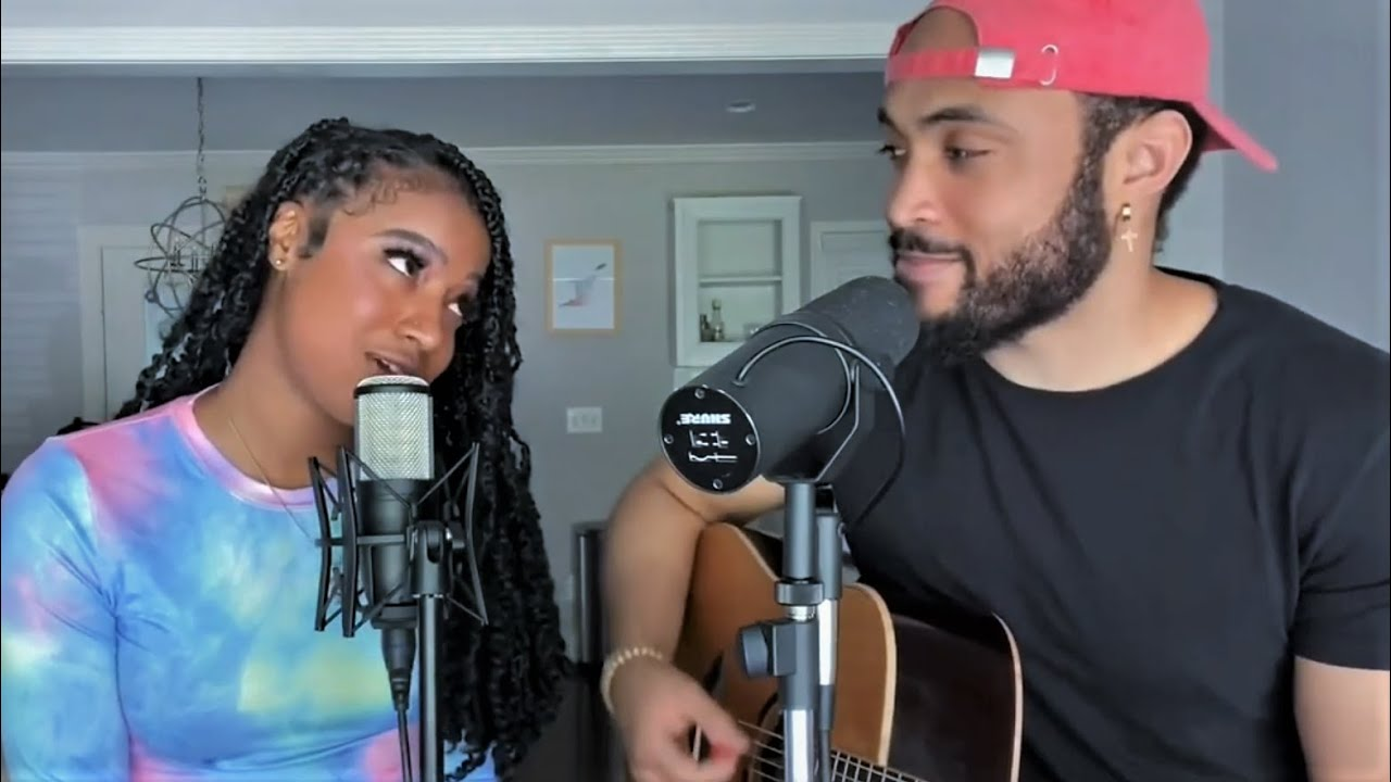 @KaelynKastle @WillGittens – Acoustic Covers – #Iftheworldwasending #stuckwithu