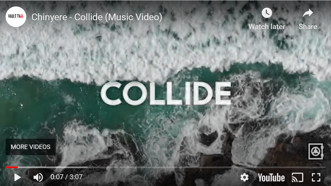 Chinyere – Collide
