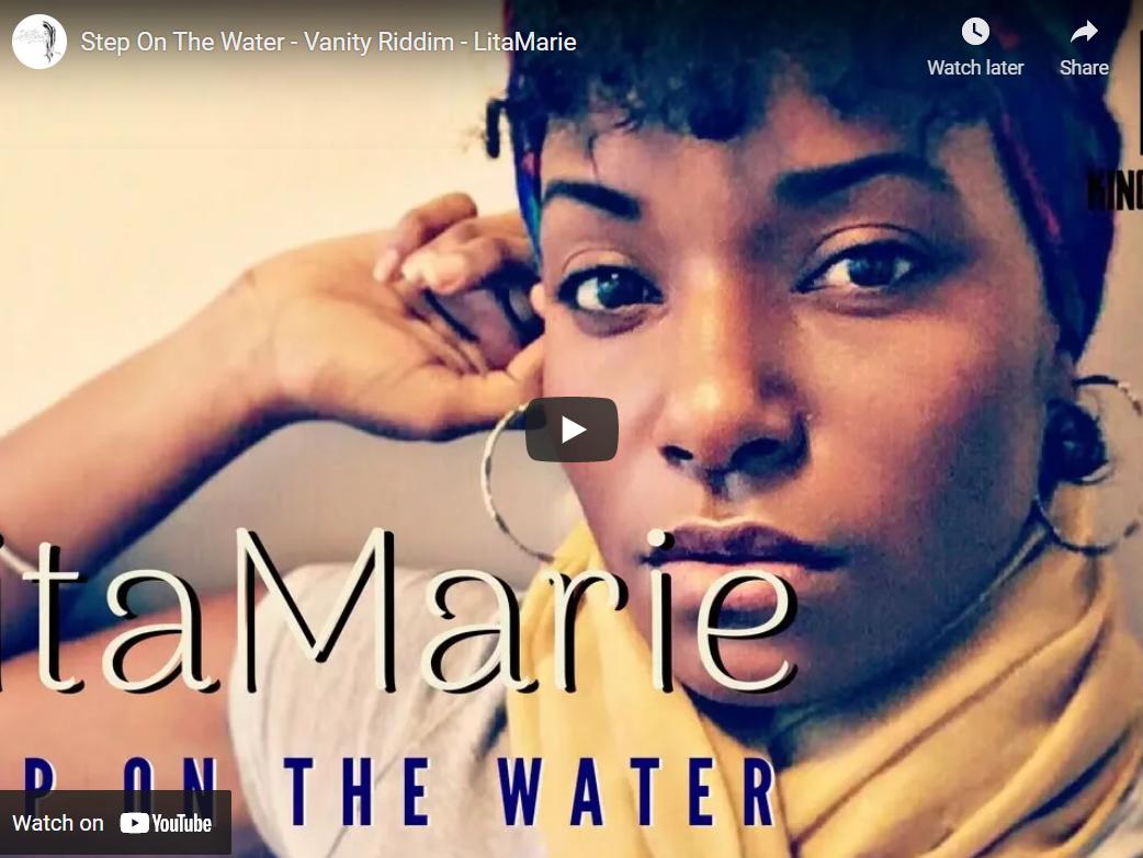 LitaMarie Jones – Step On The Water | Vanity Riddim